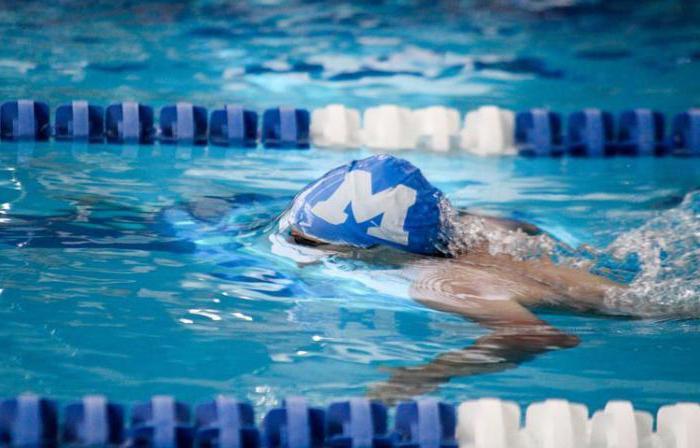 Программа тренировок по плаванию средний уровень