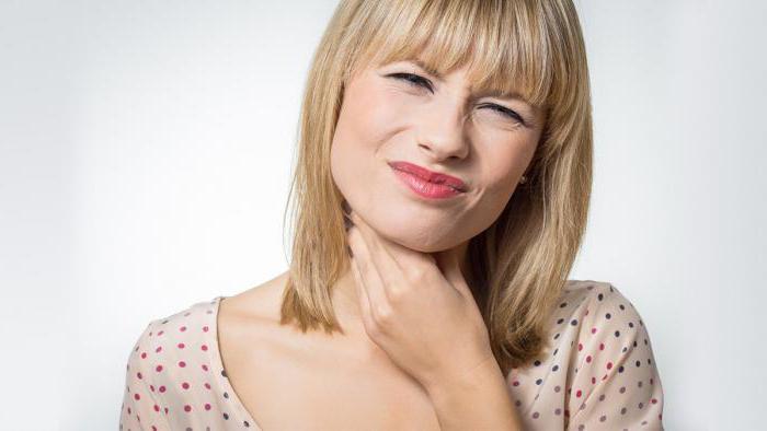 Ощущение волоса во рту