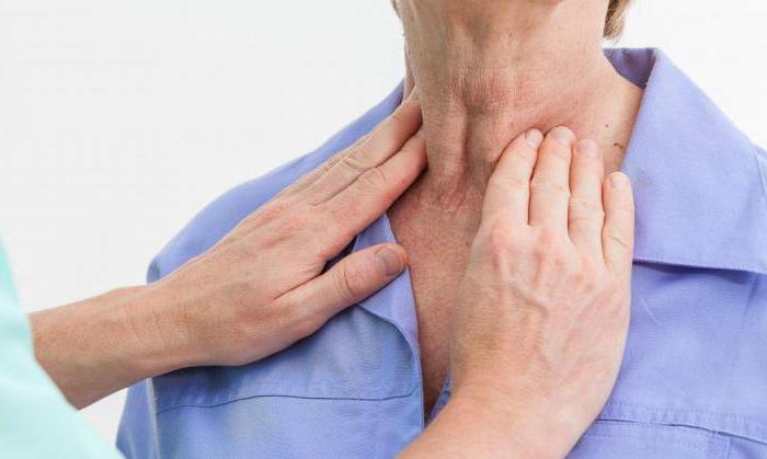 Чем опасен узел на щитовидной железе