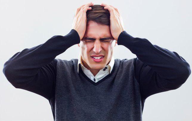 боль в голове при чихании и кашле