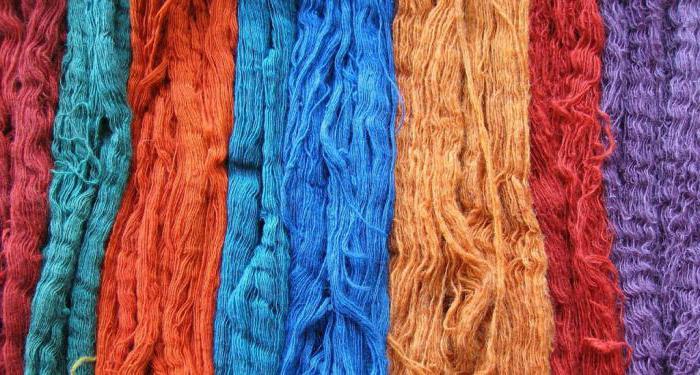 Текстиль ткани