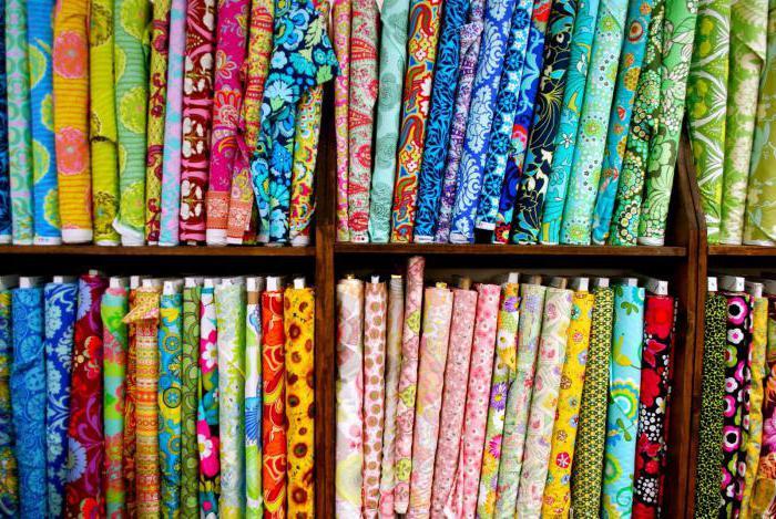 Текстиль трикотаж