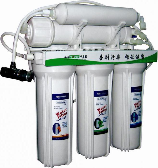 керамический проточный фильтр для воды российского производства