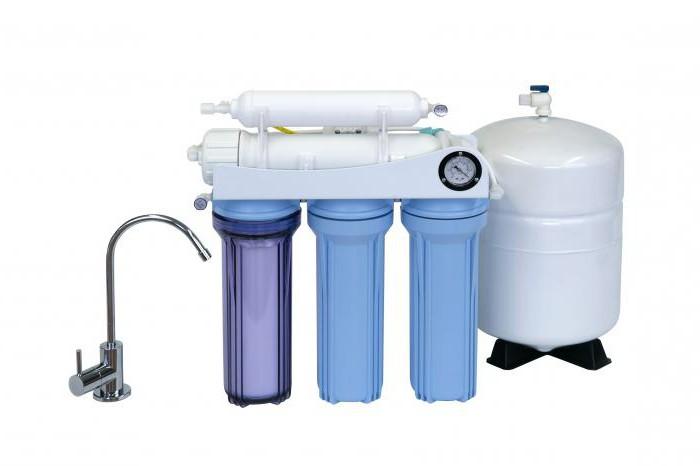 керамический фильтр для воды аквакон российского производства