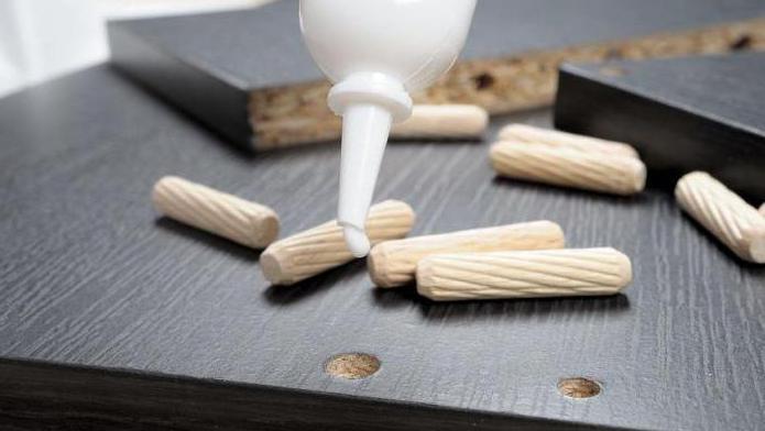 клей для мебели из дерева titebond