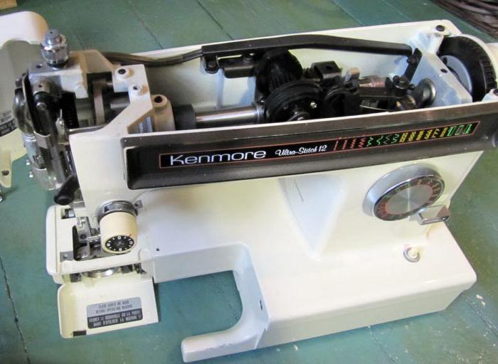 как смазать швейную машинку