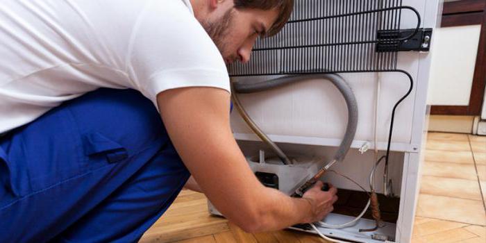 ремонт холодильника атлант двухкамерный