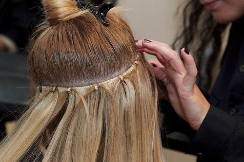 Сколько ходят с нарощенными волосами