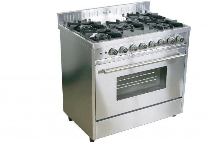как зажечь газовую духовку