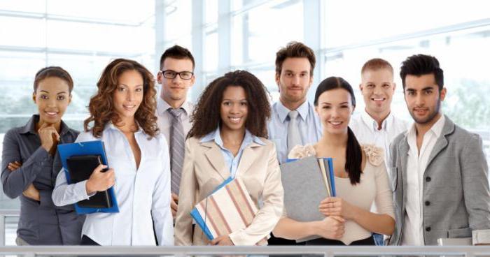 списочный и явочный состав работников
