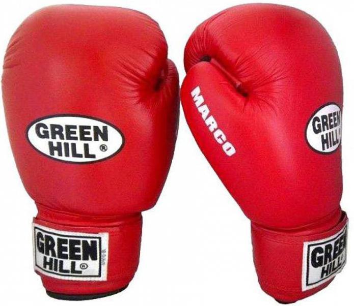 боксерские перчатки цена
