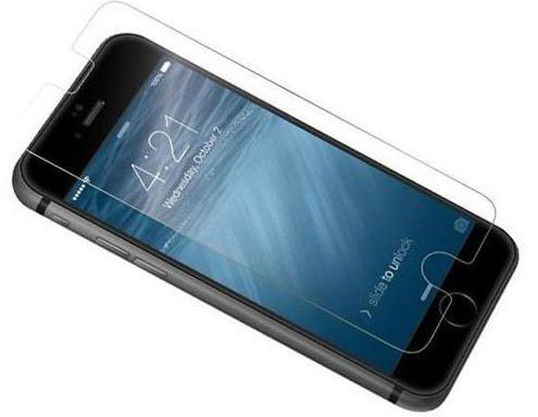 как снимать защитное стекло с айфона