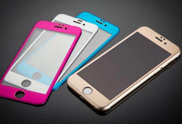 как снять защитное стекло с айфона 6
