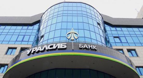 Где находятся банки уралсиб