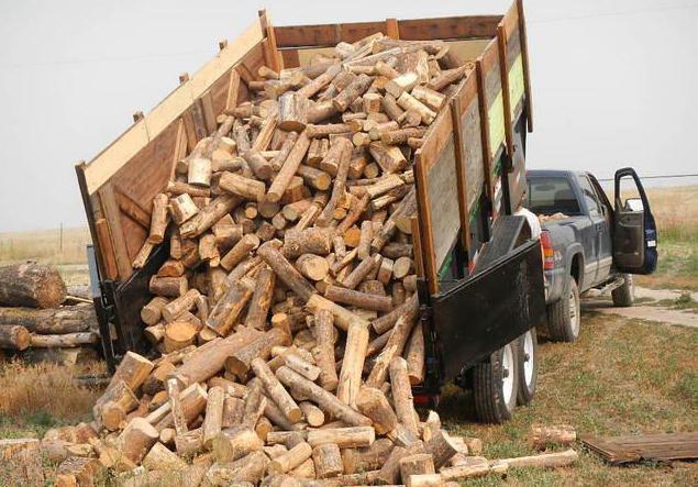 Сколько стоит расколоть куб дров 2018 127
