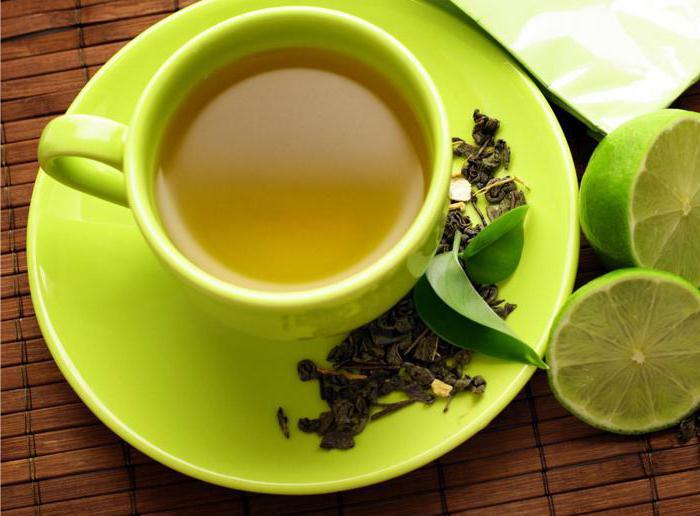 чем полезен зеленый чай можно ли пить на ночь