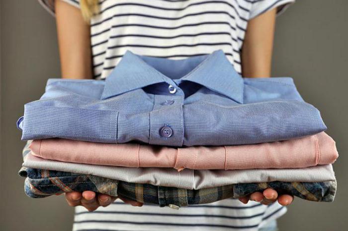 набор для сухой чистки одежды