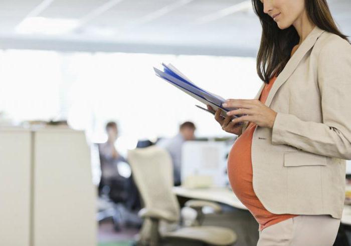 На какой неделе беременности уходят в декрет