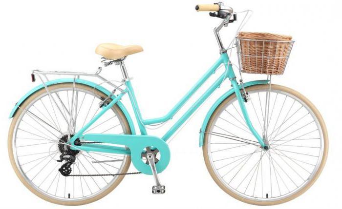 как выбрать женский велосипед по росту