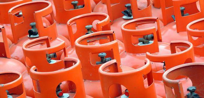 Правила заправки бытовых газовых баллонов