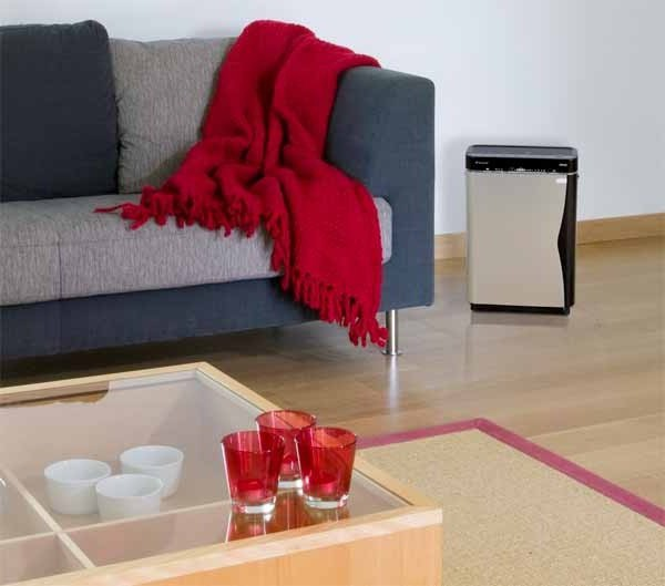 очиститель воздуха с фотокаталитическим фильтром