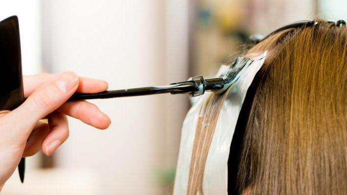 окраска волос басмой отзывы
