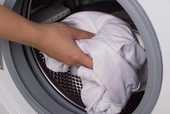 Как стирать полиэстер в стиральной машине?