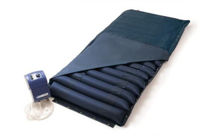 матрас противопролежневый трубчатый с компрессором