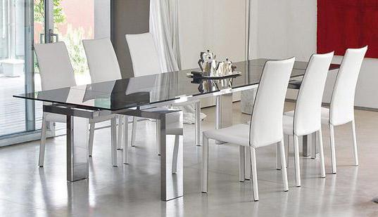 стеклянный кухонный стол отзывы