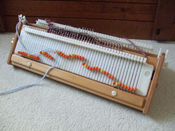 машинка для вязания в домашних условиях