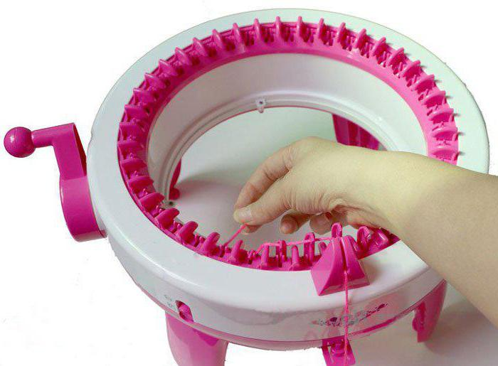 машинка для вязания носков в домашних условиях