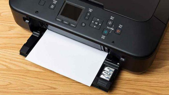 застряла бумага в принтере что делать hp