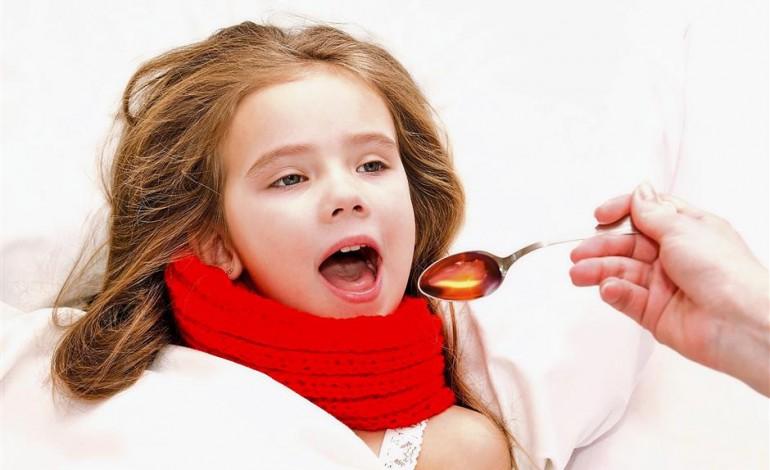 От чего сухой кашель у детей в домашних условиях 497