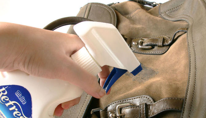 Чем почистить замшевую сумку в домашних условиях 532