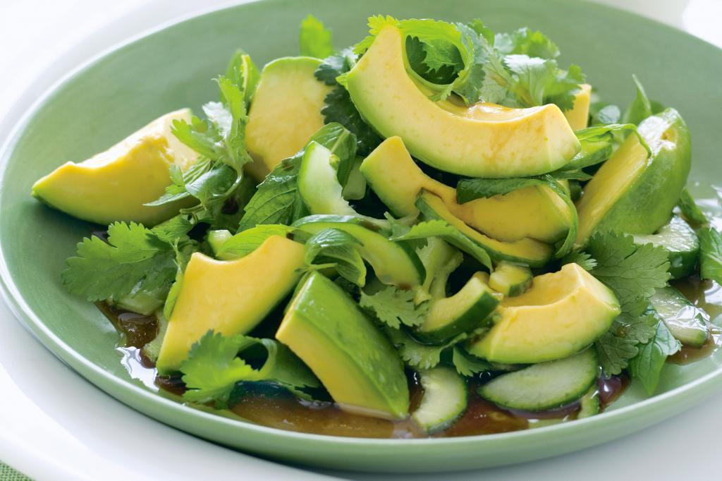 авокадо польза и вред для печени