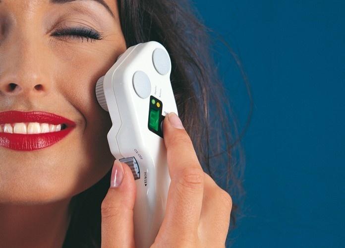 facial massager myostimulation