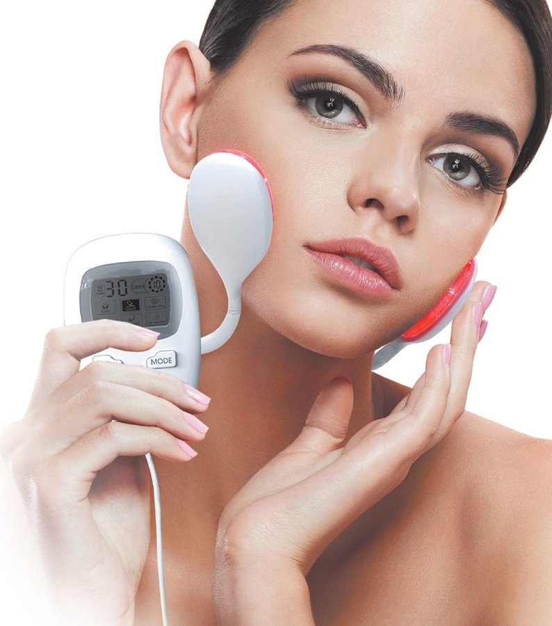 myostimulation of the face and body