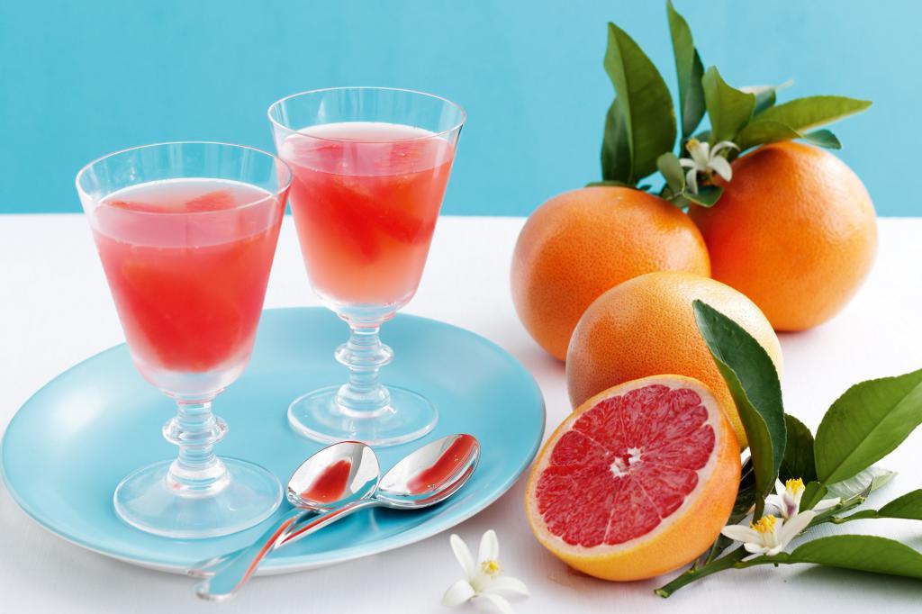Описание грейпфрутовой диете