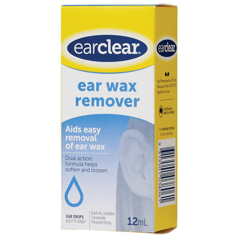 drops for ear pain in an adult