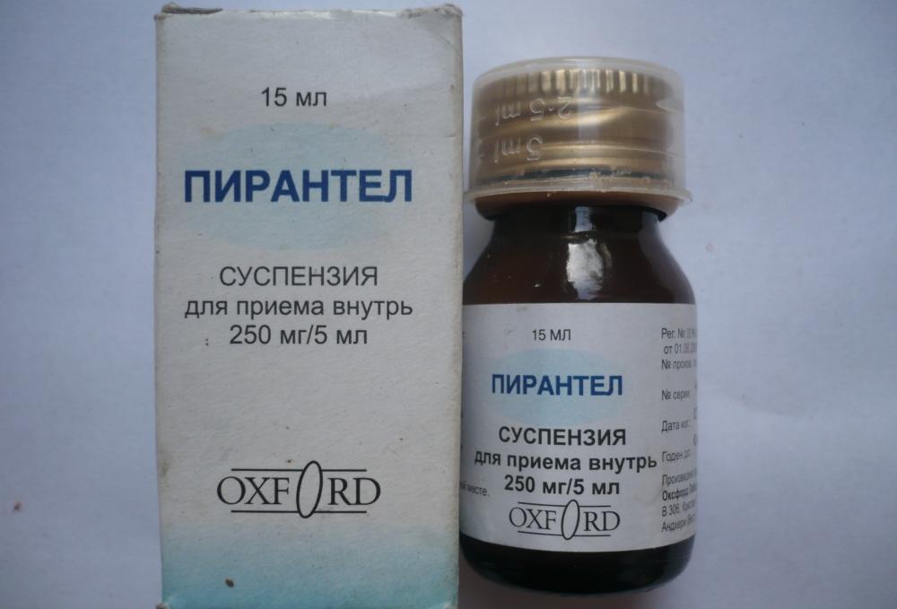 лекарства от глистов и паразитов для человека