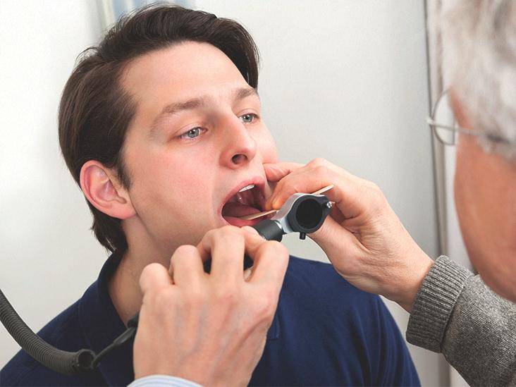 постоянное першение в горле причины симптомы лечение