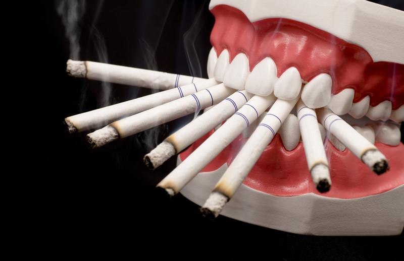 Cigarette harm