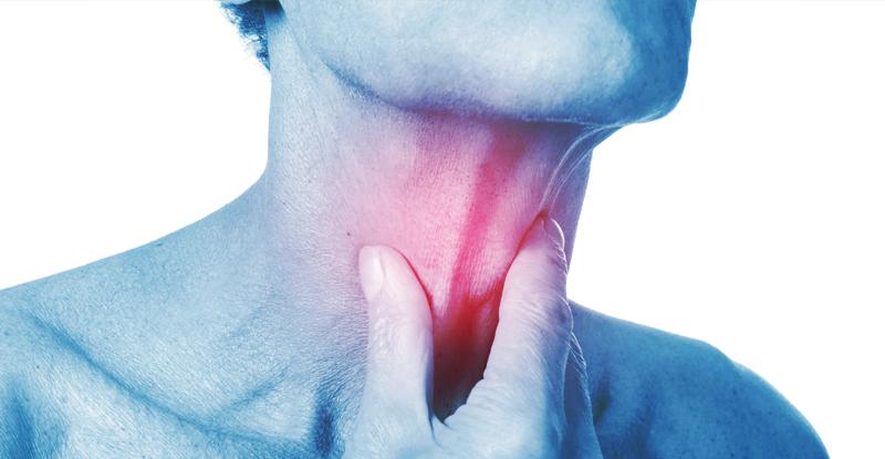 полоскание горла перекисью водорода при ангине