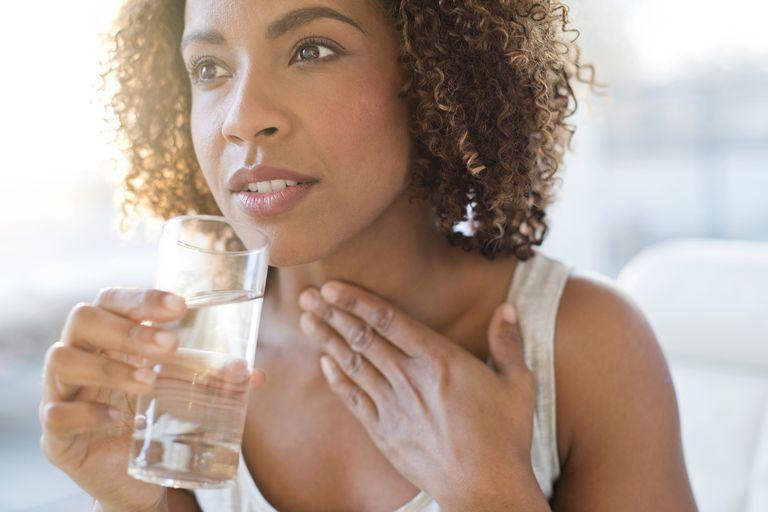 Ком в горле при гастрите: причины, способы лечения, профилактика, отзывы