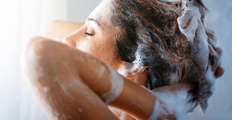 Оттеночный шампунь для русых волос
