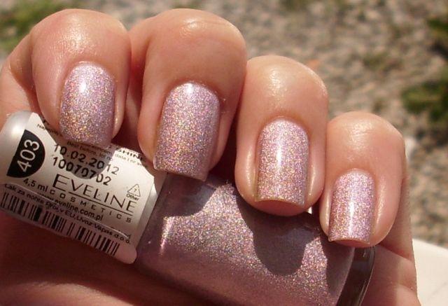 nail polish evelyn