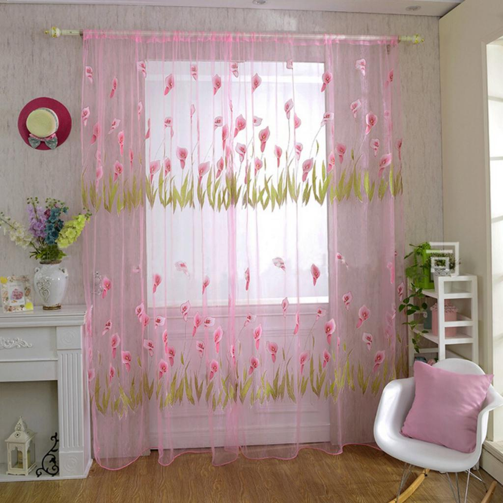 tulle in the interior