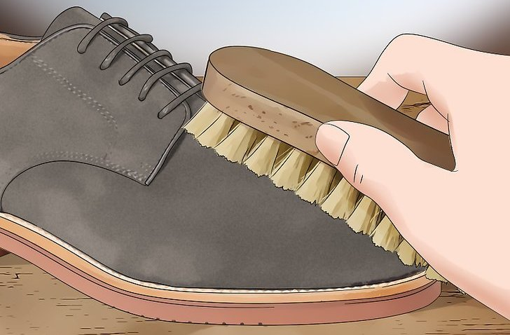 how to dye suede shoes at home