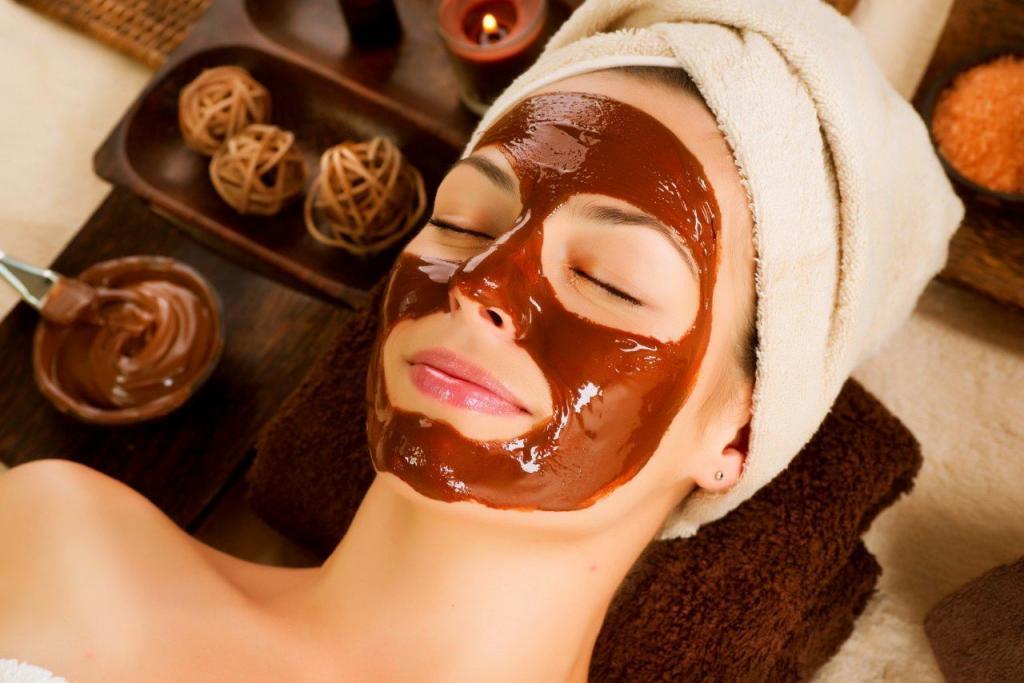 Маска для лица из шоколада: особенности приготовления, полезные свойства и результаты