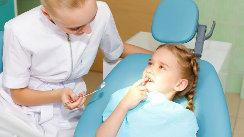 how to treat teeth for children 3 years